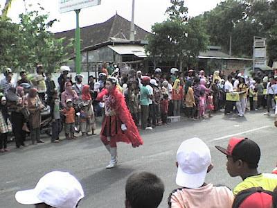 Pawai Budaya Jatirogo – 20 September 2012