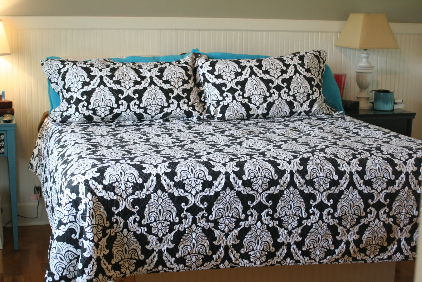 Dillards Mattress Sale have posted several pictures of the way our bedroom looked ...