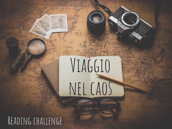 Viaggio nel caos - reading challenge 2020