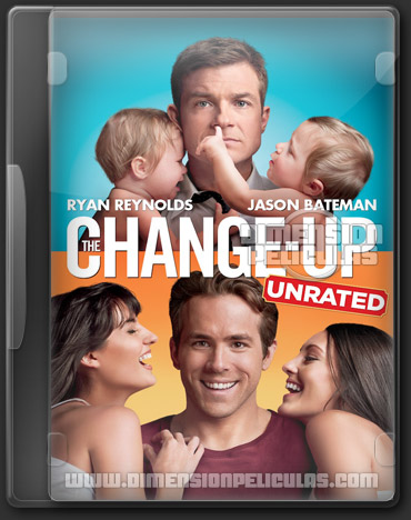 The Change Up (BRRip Inglés Subtitulado) (2011)