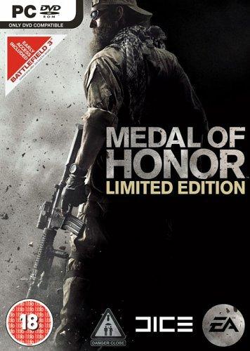 [Consulta] Medalla de honor Limited Edition