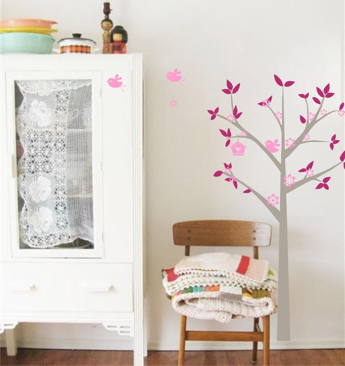 Vinilos decorativos interiores por paulina aguirre for Vinilos para paredes exteriores