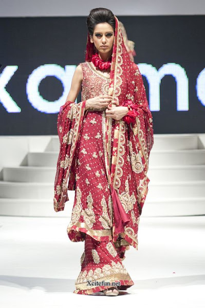 Allenora Pakistani Bridal Fashion