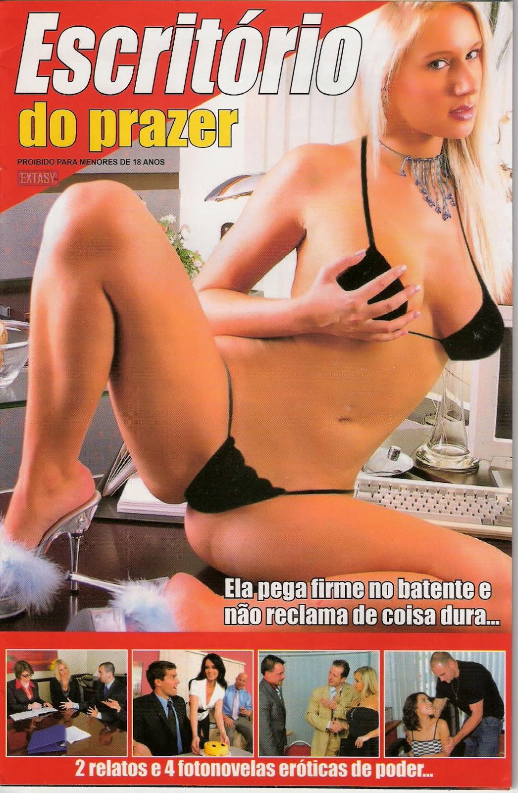 Revista de sexo real 18