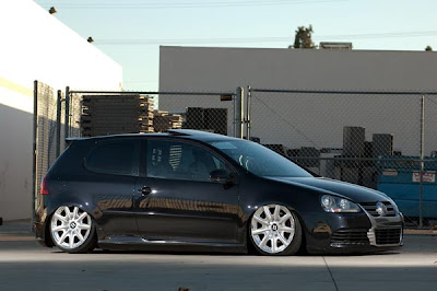 Golf Socado + Rodas Bentley