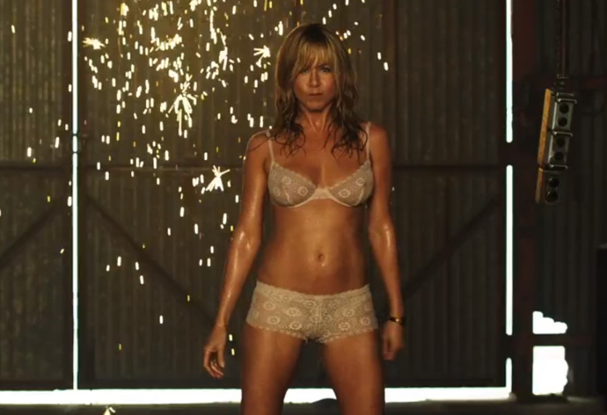 upskirt celebs jennifer aniston in her lingerie. Black Bedroom Furniture Sets. Home Design Ideas