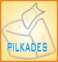 Logo Pilkades, Jagung, Ketela, Padi