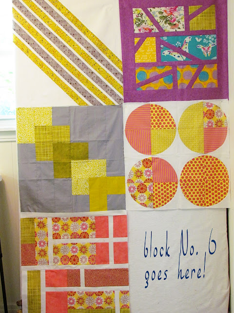 "Big Quilt Blocks measure 25"" square.  Loving this big block sampler quilt"