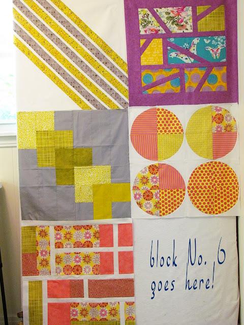 """Big Quilt Blocks measure 25"""" square.  Loving this big block sampler quilt"""