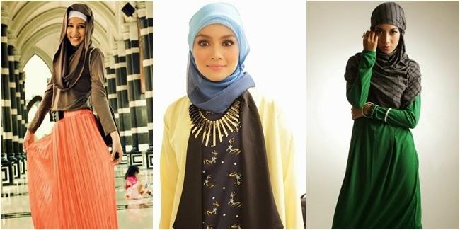 Bocoran Menentukan Hijab Sesuai Bentuk Wajah