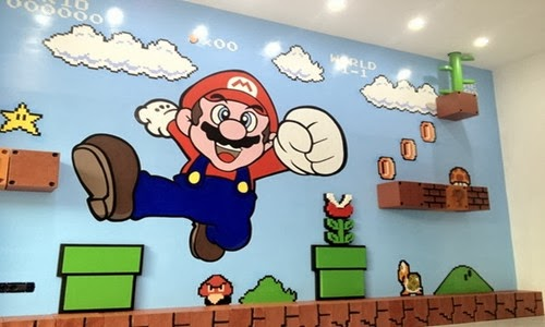 Cool Wall Murals favorite things home decor: cool wall murals for boys' room