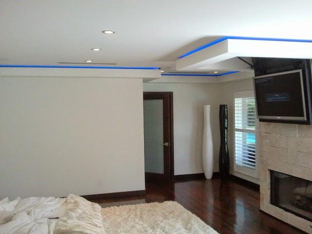 Instalar focos led techo bao with instalar focos led - Focos empotrados techo ...