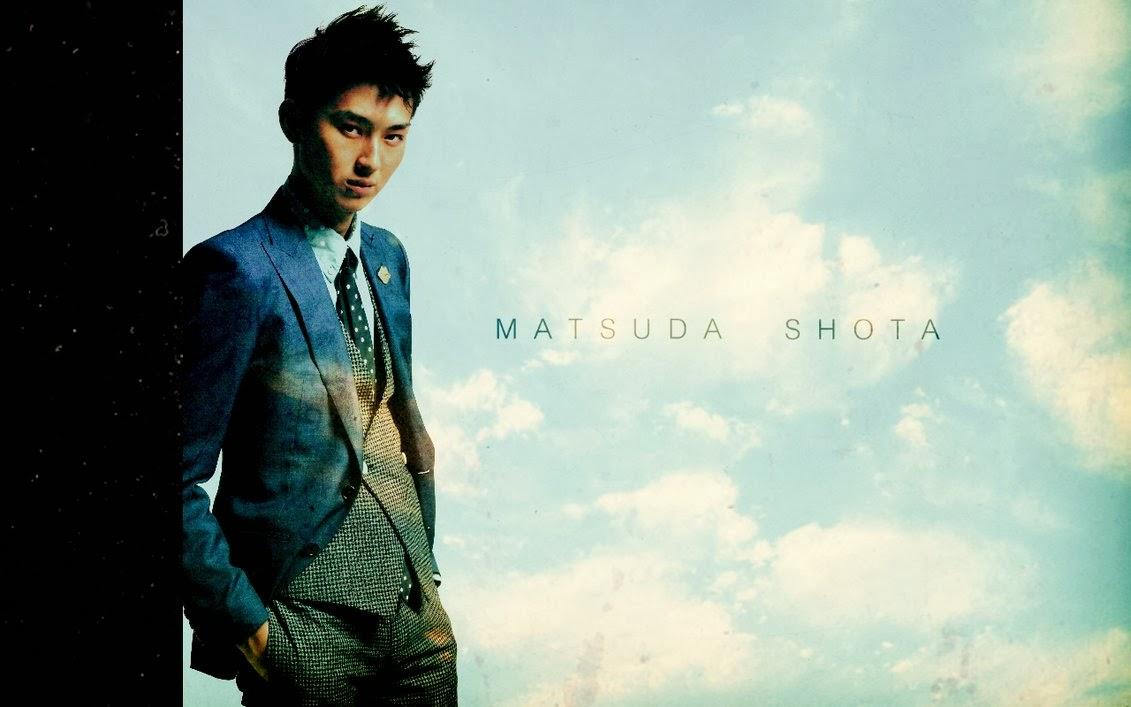 Matsuda shota sebagai Sezaki kota