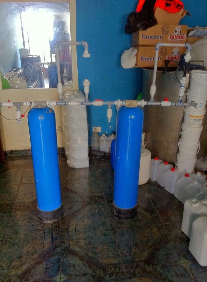 Dinoko company sac equipo para fabricar agua destilada - Agua destilada precio ...