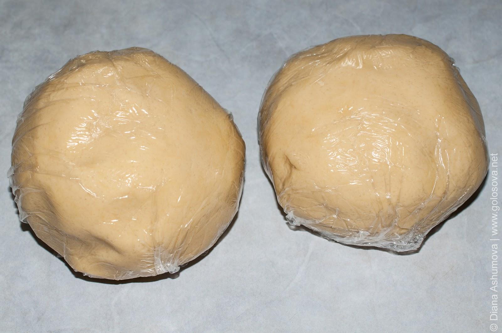 Песочное тесто без яиц рецепт пошагово