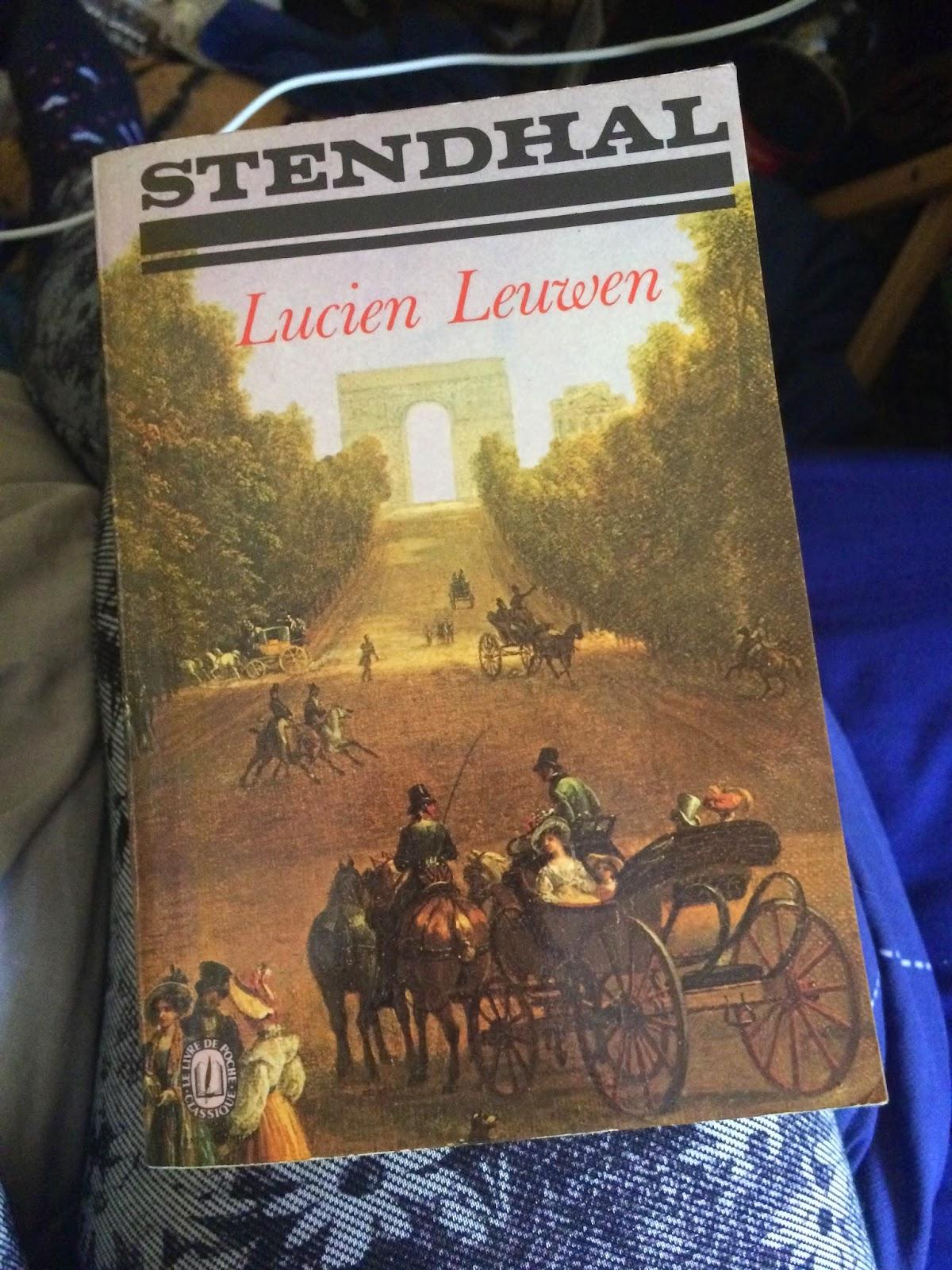 Lucien Leuwen by Stendhal