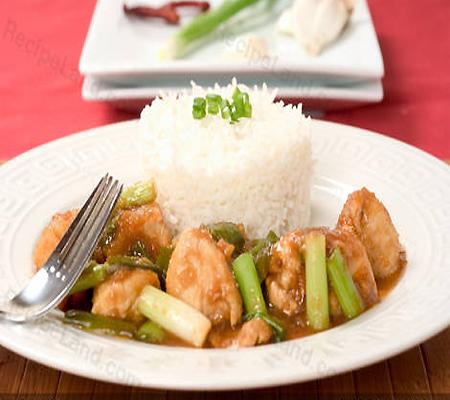 Ten Minute Szechuan Chicken Recipes