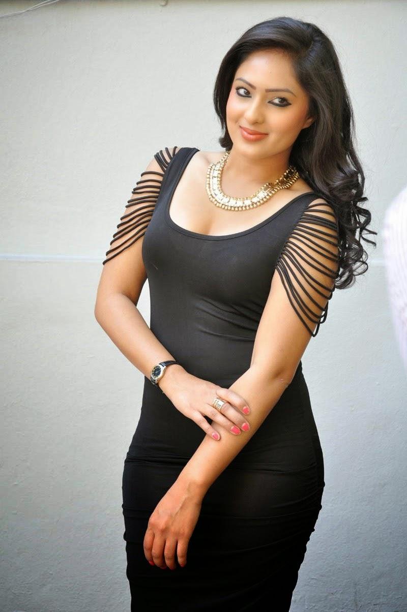 Nikesha Patel At Leela Movie Launch Latest Photos