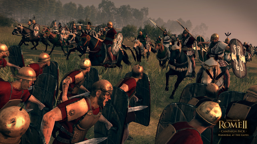 Total War Rome 2 screenshot