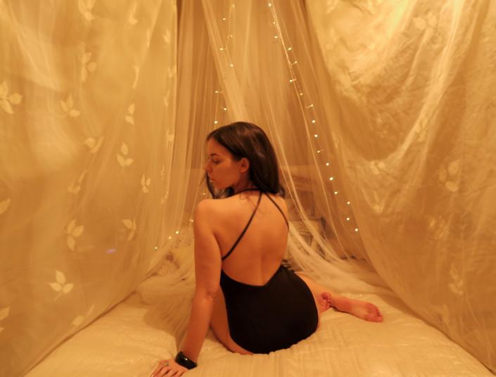 Meditation Boho Bedroom