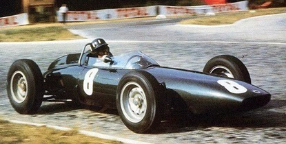 Formula 1 1962 Graham Hill / BRM