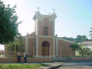 Iglesia del Municipio Independencia