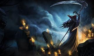 Chinese Grim Reaper Karthus Skin