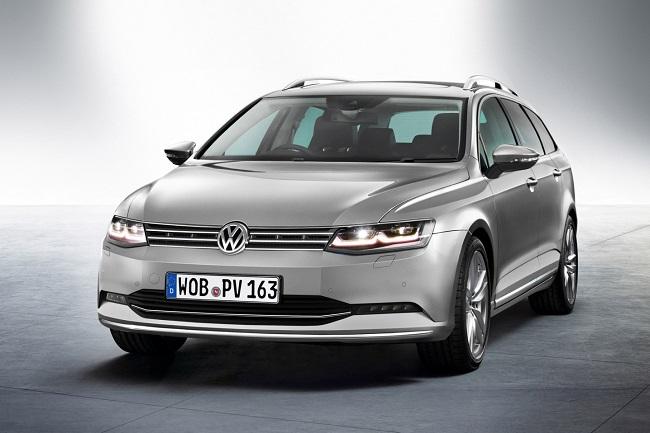 Neuer VW Passat kommt August 2014