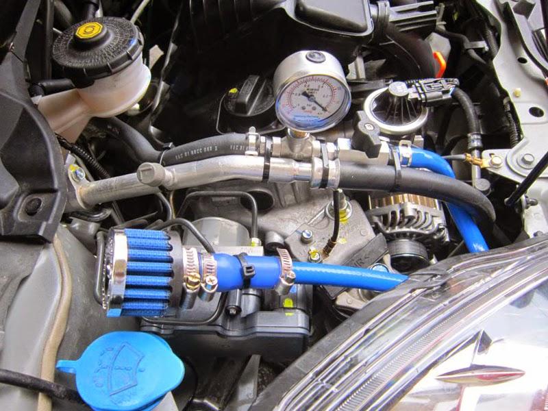 modifikasi mesin mobil honda mobilio