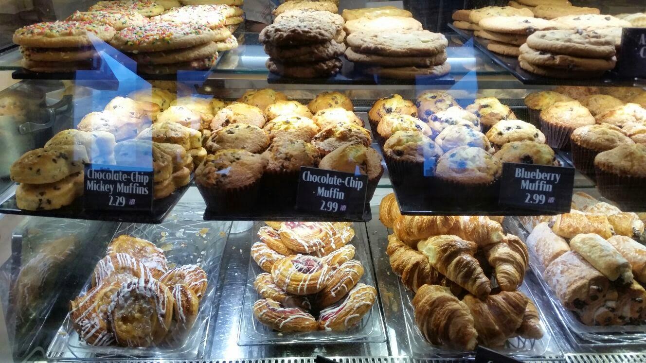 Disney pastries