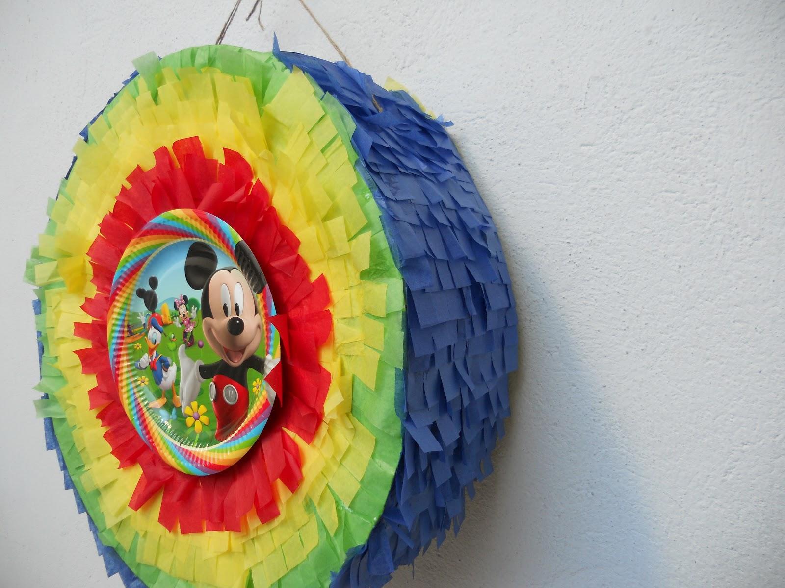 Pinatas De Mickey Mouse