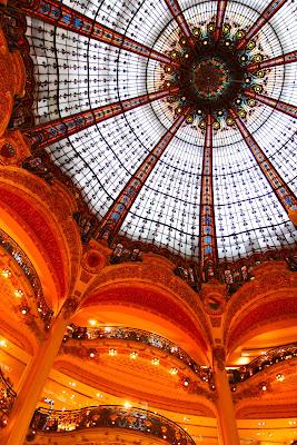 Cupola delle Galeries Lafayette