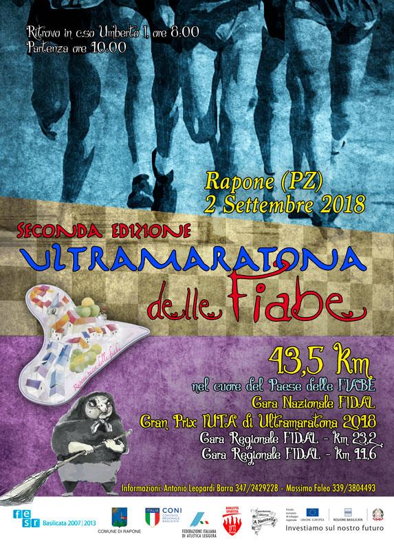 Ultramaratona delle Fiabe IIa edizione