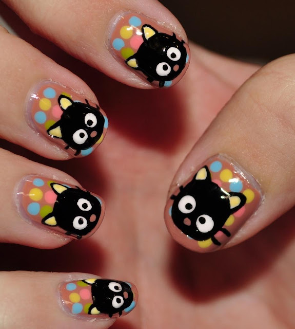 The Extraordinary Easy cute nail designs at home Picture