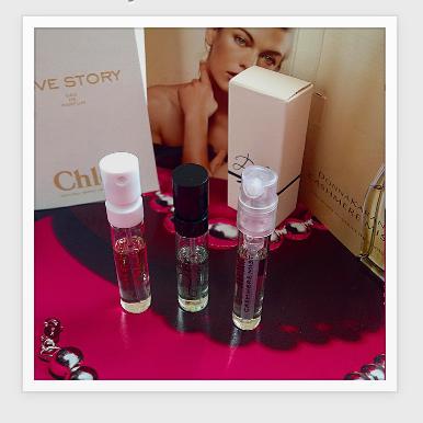 #DoceGabbana #DonnaKaran #Chloe #perfume #ninasstyleblog #beautyblogger