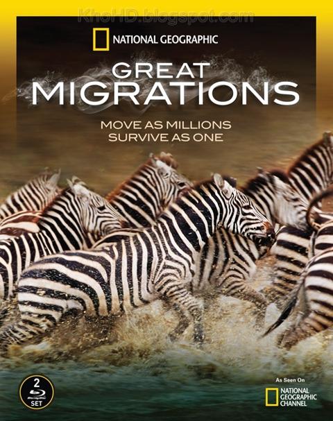 Những Cuộc Di Cư Vĩ Đại - Great Migrations Complete Series