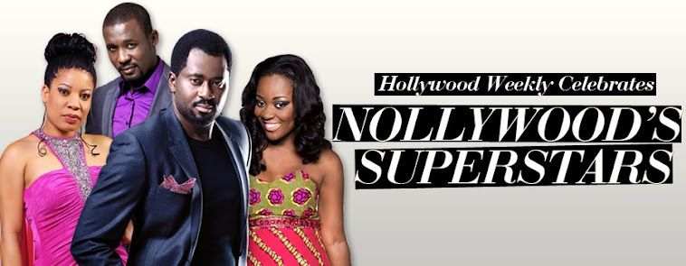 Hollywood Weekly Magazine's Nollywood Feature