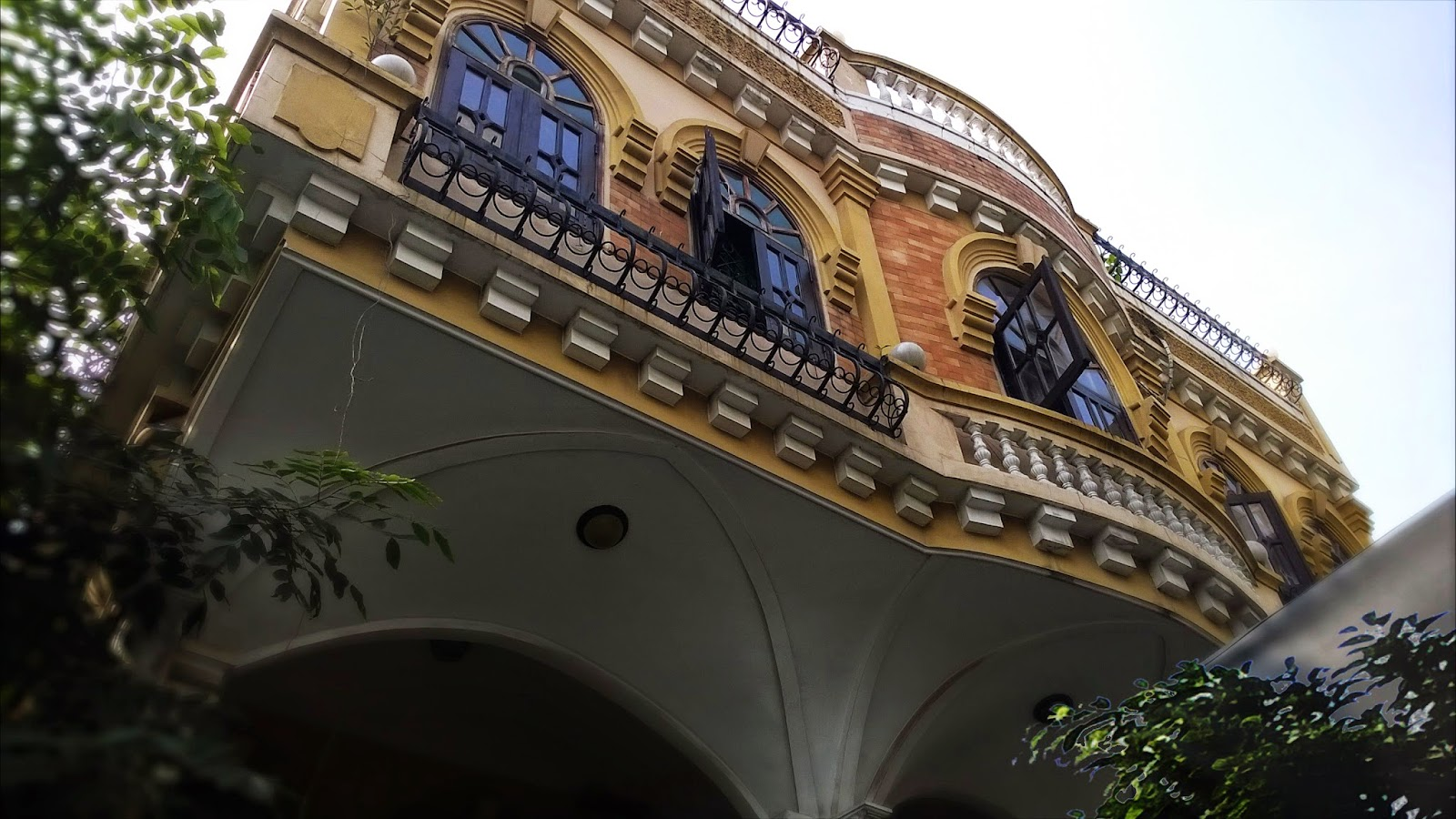 ngôi nhà mang phong cách cổ điển ở Phú Nhuận