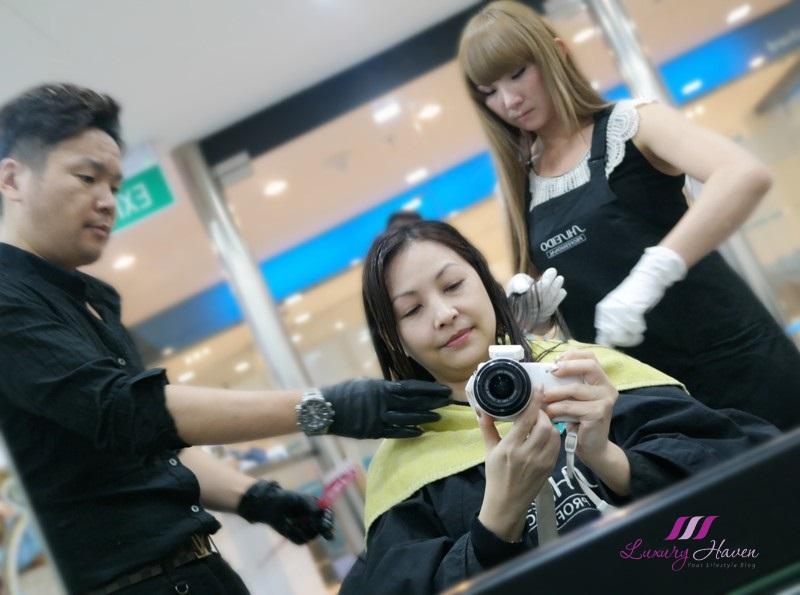 japanese hair salon naoki yoshihara soft rebonding promotion