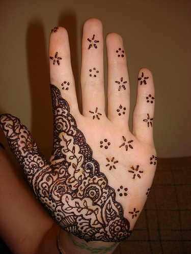 mehndi designs arabic for hands - Mehndi OF THe DAy 3rd oct 2012