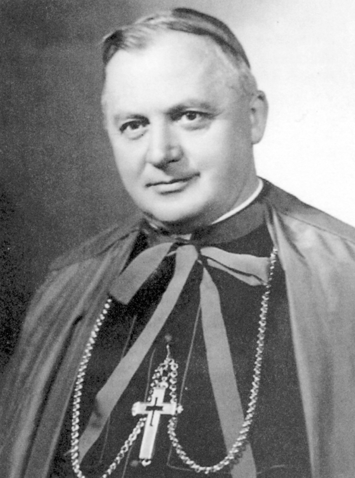 El rector del Seminario Pontificio Lombardo salv a 65 judos en 1943