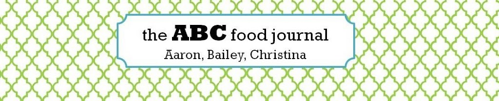 The ABC Food Journal