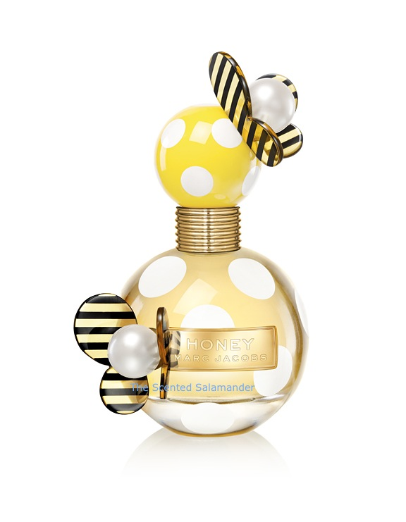 ... Hunter: Industry News: Marc Jacobs Launching new perfume, Honey