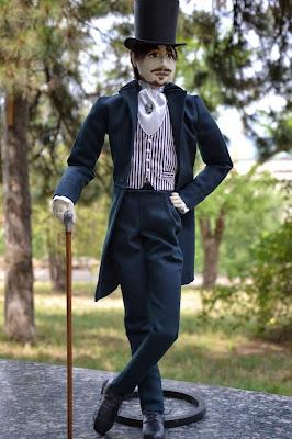 ADdoll_Robert_6 Сэр Роберт авторская текстильная шарнирная кукла Алёны Дороховой
