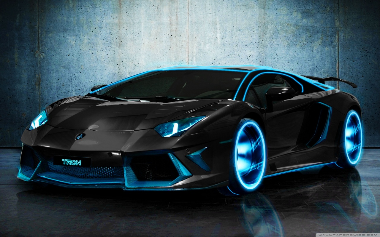 Download The Aventador Wallpaper