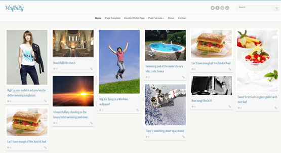 13 best responsive blogger templates 2013 pinfinity responsive blogger template pronofoot35fo Image collections