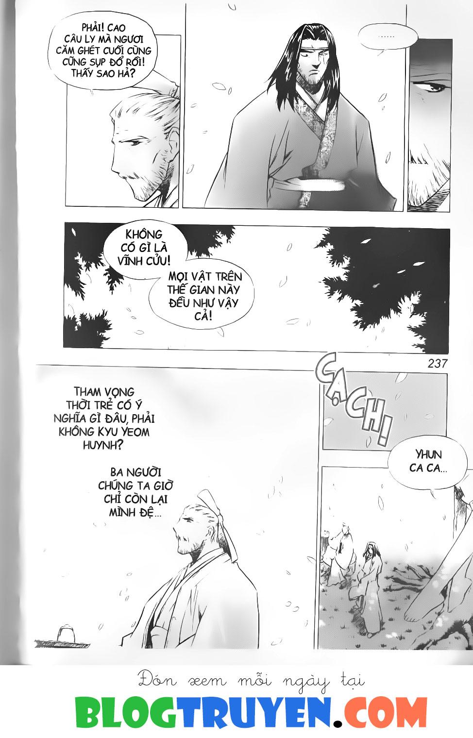 Thiên Lang Liệt Truyện chap 123 – Kết thúc Trang 6 - Mangak.info