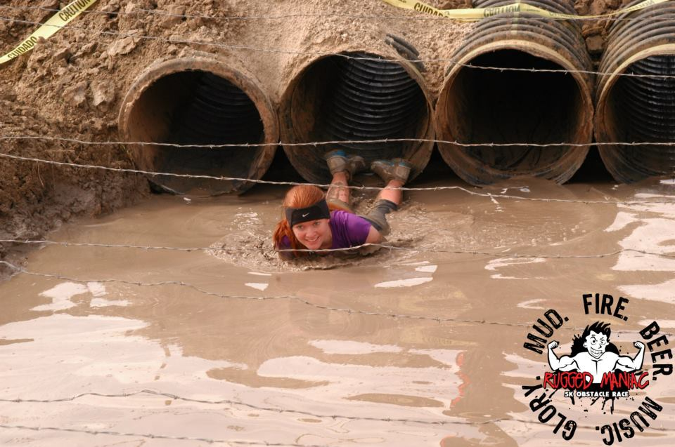 My Im Perfect Peace Just A Few Mud Run Tips