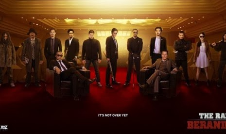 Download Video Film The Raid 2 Berandal