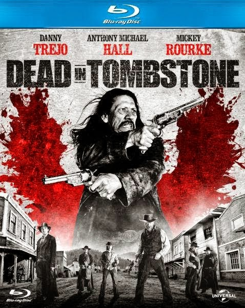 Dead in Tombstone 2013 Hindi Dubbed Dual BRRip 720p 800mb